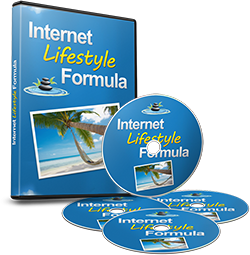 Internet Lifestyle Formula ecover